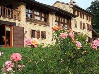 The Music Country House, un antico casale sulle colline di Asolo