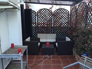 SEVILLE CENTER. LUXURY APT+PRIVATE TERRACE+WIFI
