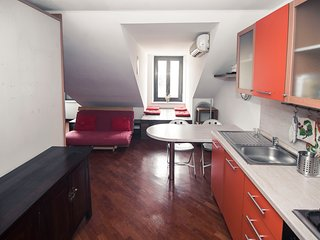 Central Roma Flat