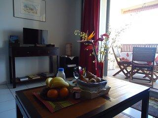 AGREABLE STUDIO, Saint-Gilles-Les-Bains