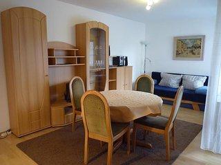 Vacation Apartment in Tübingen - 624 sqft, quiet, clean (# 161)