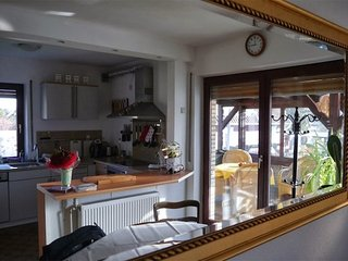 Vacation Apartment in Wolfenbüttel - 1292 sqft, quiet location, central, close to nature (# 3901)
