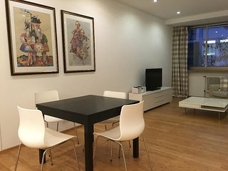 Vacation Apartment in Munich - centrally located, nice furnishings, internet available (# 826), München