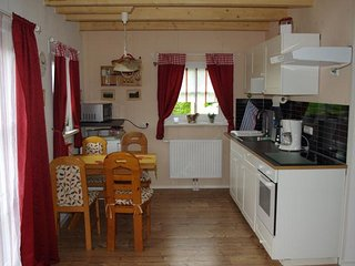 Vacation House in Stockheim - 753 sqft, cozy, bright, comfortable (# 8480)