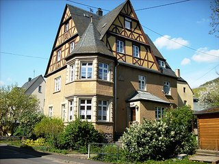 Vacation Apartment in Enkirch - 2368 sqft, historic, spacious, comfortable (# 9022)
