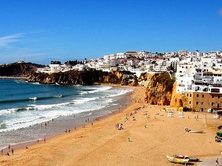 albufeira old town appartement 2 mns beach free wifi