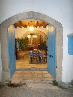 Voreas Tavern in Oroklini Village - 5 mins walk