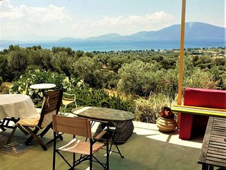 Villa Vyron with amazing view!