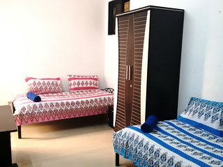 Homestay (Room with Balcony)