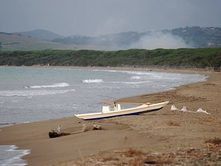 Maremma: Vacation Rentals at the Beach in Tuscany just 200 meters from seaside