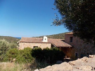Villa Stazzu La Mora Country house close to the beach