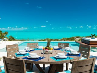 Aguaribay Beachfront on Long Bay Beach, Providenciales