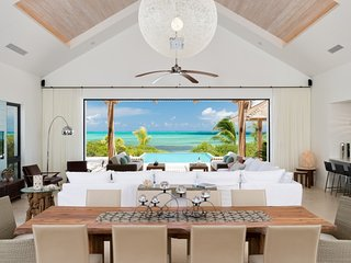 Castaway Luxury Beachfront Villa