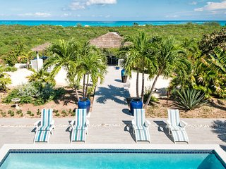 Oceanview Villa overlooking Grace Bay Beach, Providenciales