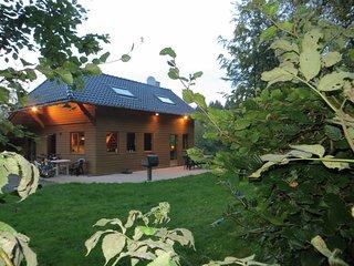 Chalet avec sauna a Louer Ardennes belges, Oignies-en-Thierache