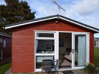 The Rockpool is a self contained 2 bedroomed wooden chalet