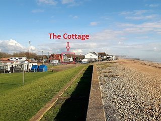 Proximity of The Cottage in Normans Bay