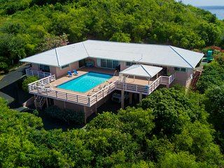 STUNNING VIEWS**** Twin View Terrace, Christiansted