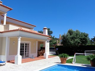 Villa with private pool and garden at Praia D'el Rey Golf & Beach Resort