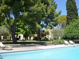 Campagne Chastel, Chambres d'hôtes de charme à Aix-en-Provence, Puyricard