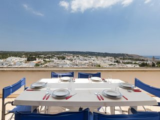 449 Penthouse with Panoramic View in S. M. di Leuca