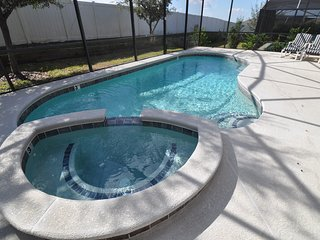 Florida Villa 524 - Calabay Parc, Tower Lake., 4 Bed Villa, South Pool/Spa