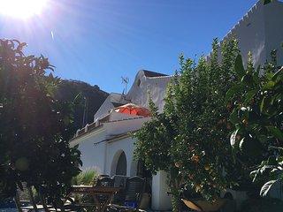 The House of Oranges (Malaga/Sedella)
