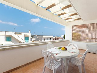 447 House with Terrace in S. M. di Leuca, Santa Maria di Leuca