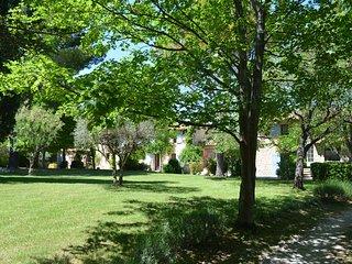 Campagne Chastel, Gîte de charme à Aix-en-Provence