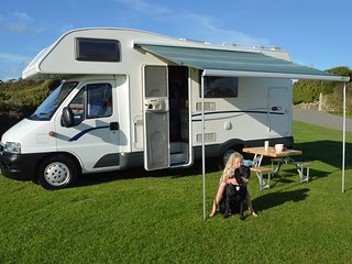 Freespirit Motorhome Hire: 6 berth in South West