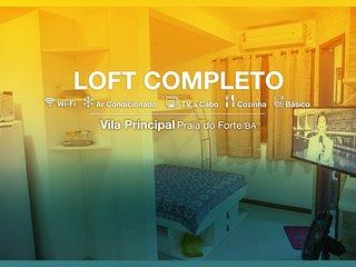Na Vila Principal - Praia do Forte/BA
