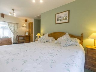 300 year old Coach Bed and Breakfast - Double – Valency Room, Boscastle