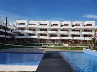 Luxury 2 bedroom 2 bathroom apartment, Terazzas de Campoamor, Lomas de Cabo Roig
