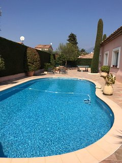 JdV Holidays Villa Helichrysum, with 4 bedrooms air conditioning and heated pool, Carros