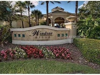 Windsor Hill Resort (near Disney) YaYa's Place - 3 Bedroom 2 Bath 1st Flr Condo