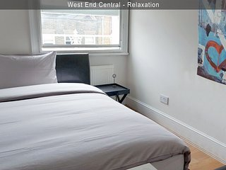 West End Central - Apartment - 2BD/1BR, Londres