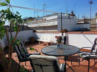 CENTRO, CATEDRAL, GRAN TERRAZA, Sevilla