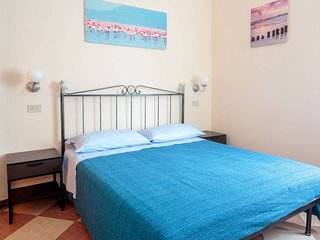 Casa vacanze mare Rimini appartamento interno N°8 piano terra Residence Kimba