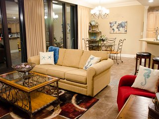 DOG FRIENDLY!  On the WATER!  'Bay Blessings' is our Condo's name--Come see why!