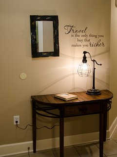 Entry Hall . . . PLEASE sign our Guest Book before you leave!