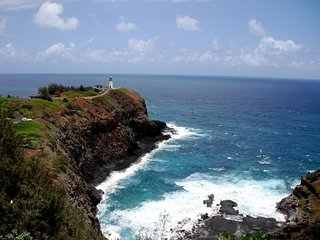 Romance in Paradise! Breathtaking ocean view! Steps to the Beach!, Kapaa