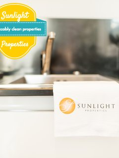 Impeccably clean properties