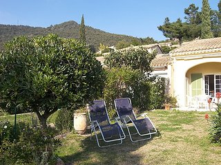 Villa in Le Lavandou with Parking, Terrace, Washing machine (103585)