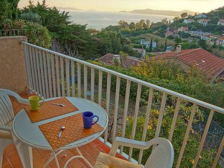 Apartment in Le Lavandou with Terrace, Parking, Balcony, Washing machine (103589)