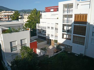 Apartment in the center of Cavalaire-sur-Mer with Air conditioning, Lift