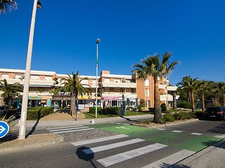 Apartment in Cavalaire-sur-Mer with Terrace, Lift, Parking (115043)