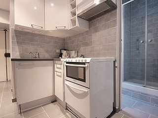 Apartment 1 km from the center of Paris with Internet, Washing machine (108463)
