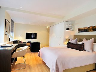 Apartment 1.5 km from the center of New York with Internet, Air conditioning, New York City