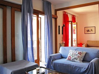 Apartment in the center of Rome with Internet, Air conditioning, Lift, Washing