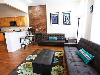 Apartment in New York with Internet, Air conditioning, Washing machine (255393)